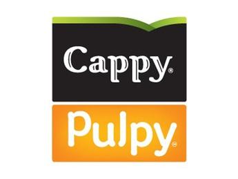 Cappy pulpy grapefruit