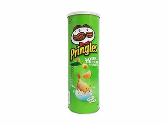 Pringles Sour Cream&Onion 165gr