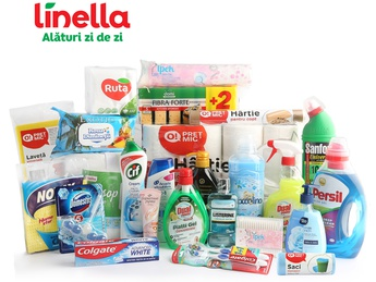 Hygiene and cleaning basket №3