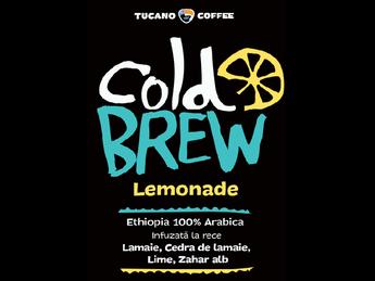 Cold Brew Lemonade in a Bottle