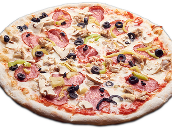 Pizza large Speciale