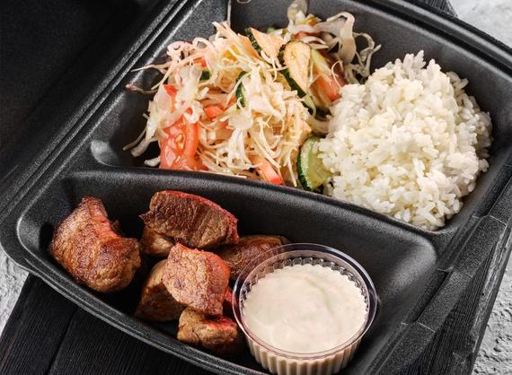 Beef Plato Kebab