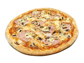 Pizza Funghi Gorgonzola