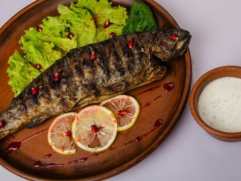 Charcoal Trout  (weight product)