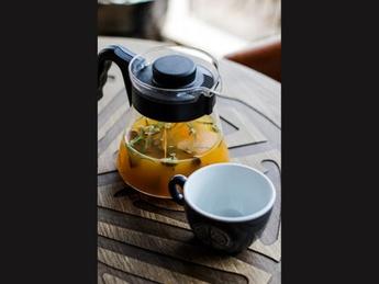 Maha mandarin tea