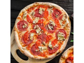 Пицца Capricciosa