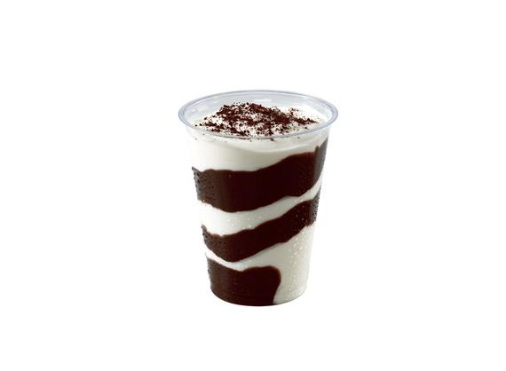 Shake Royal with vanilla