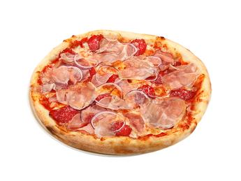 Pizza small Quattro meat
