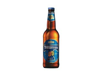Beer  lager Timișoreana 0.5l