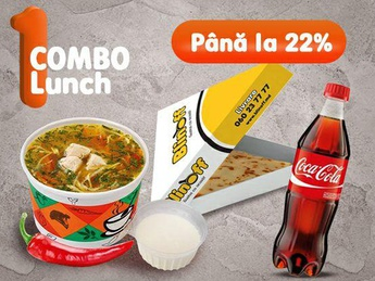 Combo Lunch 1