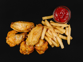 Chicken Spicy Wings