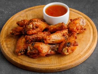 Chicken wings chili
