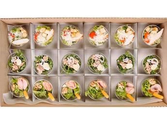 Салат от шефа big Box