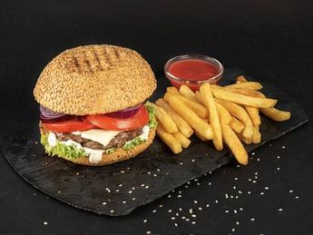Beef burger Combo