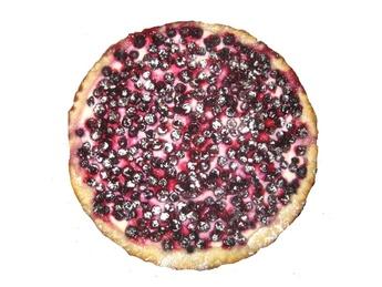 Pizza pie - 25 cm