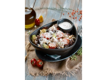 Quinoa and quinoa salad