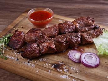 Lamb Barbecue