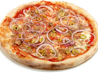 Pizza large Tuna