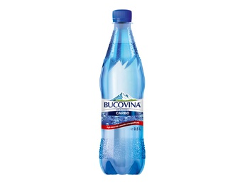 BUCOVINA Sparkling Water 500ml