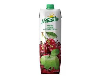 Naturalis cherry - apple 1L