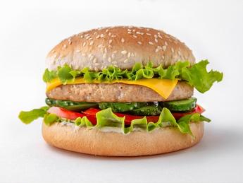 Mr. Deluxe Burger