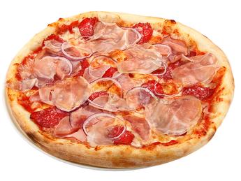 Pizza medium Quattro meat