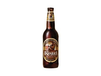 Dark beer V.Kozel Cerny 0.5l