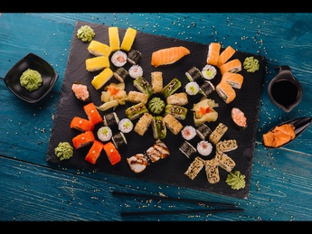 Sushi set Sacura