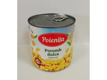POIENITA Canned sweet corn 340g