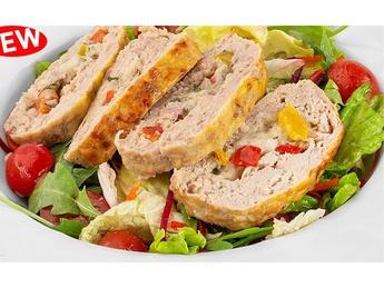 Salată cu ruladă