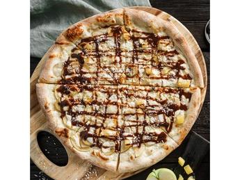 Пицца Fruit pizza