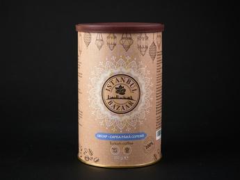 Cafea turceasca Istanbul Bazaar fara cofeina