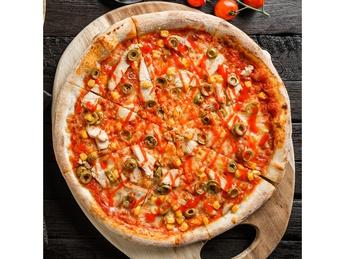 Пицца Arabiatta