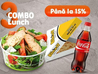 Combo Lunch 3