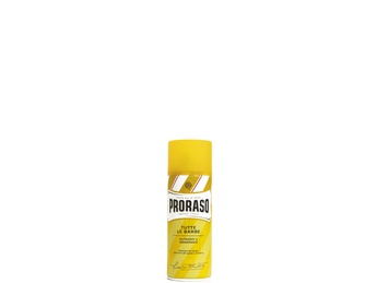 PRORASO Yellow Shaving Foam 50 ml