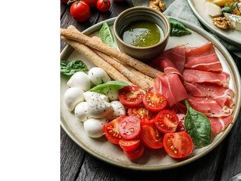 Итальянская закуска