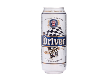 Beer Driver Can (non alcool)