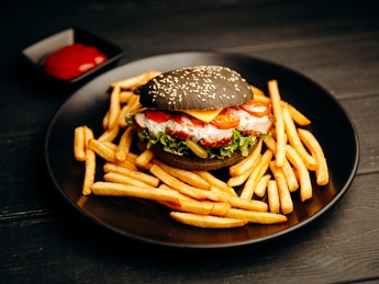 Black Goose Burger