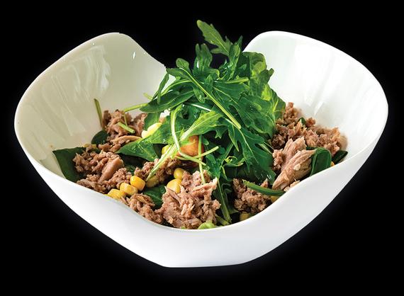 Tuna and Sweet Corn Salad