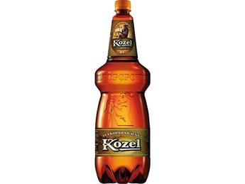 Beer Kozel Cerniy