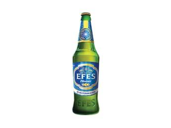 Beer lager  Efes Pilsener 0.5l