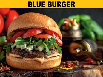 Blue бургер