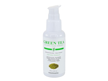 Green Tea Eco Brightening Essence Tosowoong [Dual-functional in Whitening and Anti-Wrinkle]