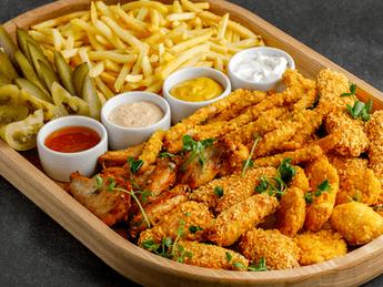 Plateau Fries
