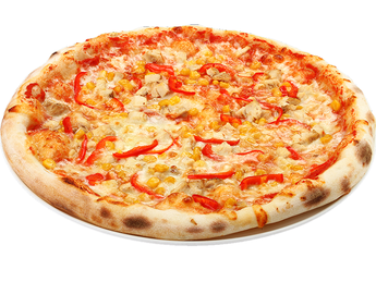 Pizza medium Polo