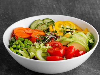 Greeny salad