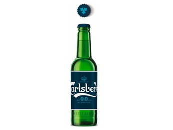 Carlsberg without alcohol