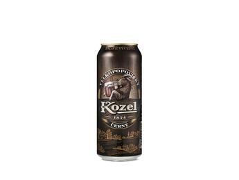 Dark beer V.Kozel Cerny  0.5l (can)