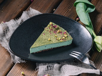Vegan Matcha cake