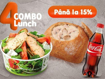 Combo Lunch 4